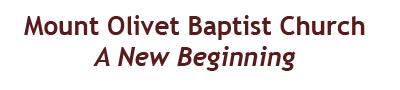 Mount Olivet Baptist Church