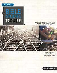 bible studies for life student